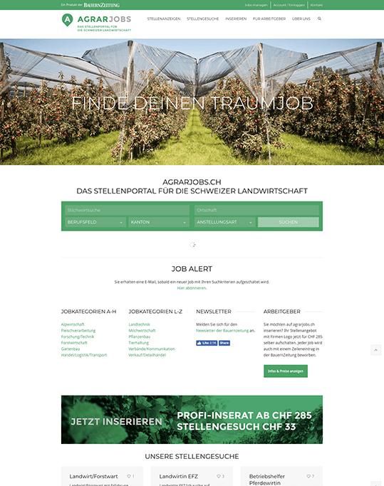 Agrar Jobs
