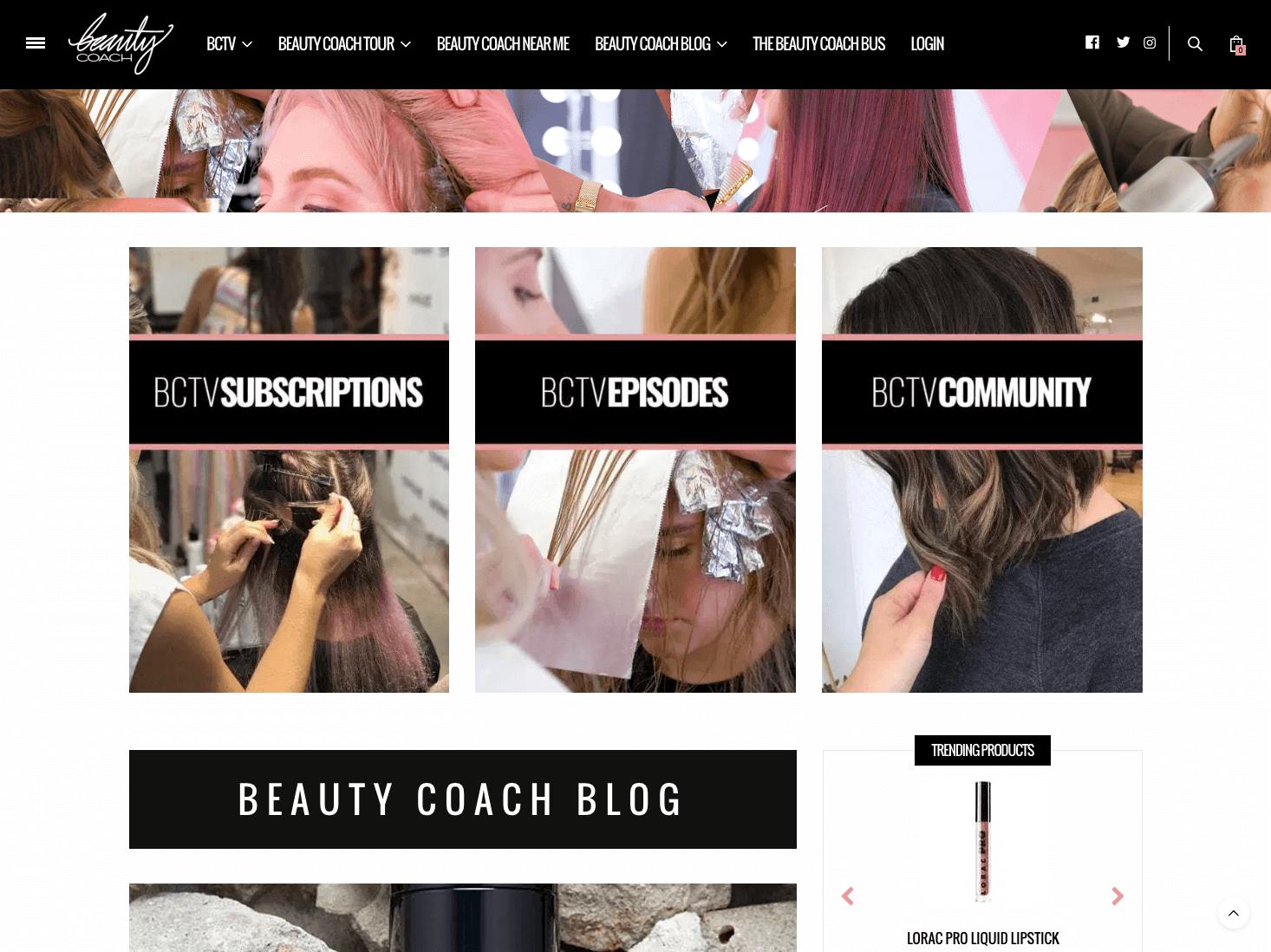 beautycoach.com