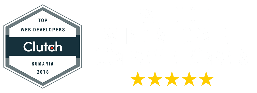 Rated Top Web Development Company in Romania