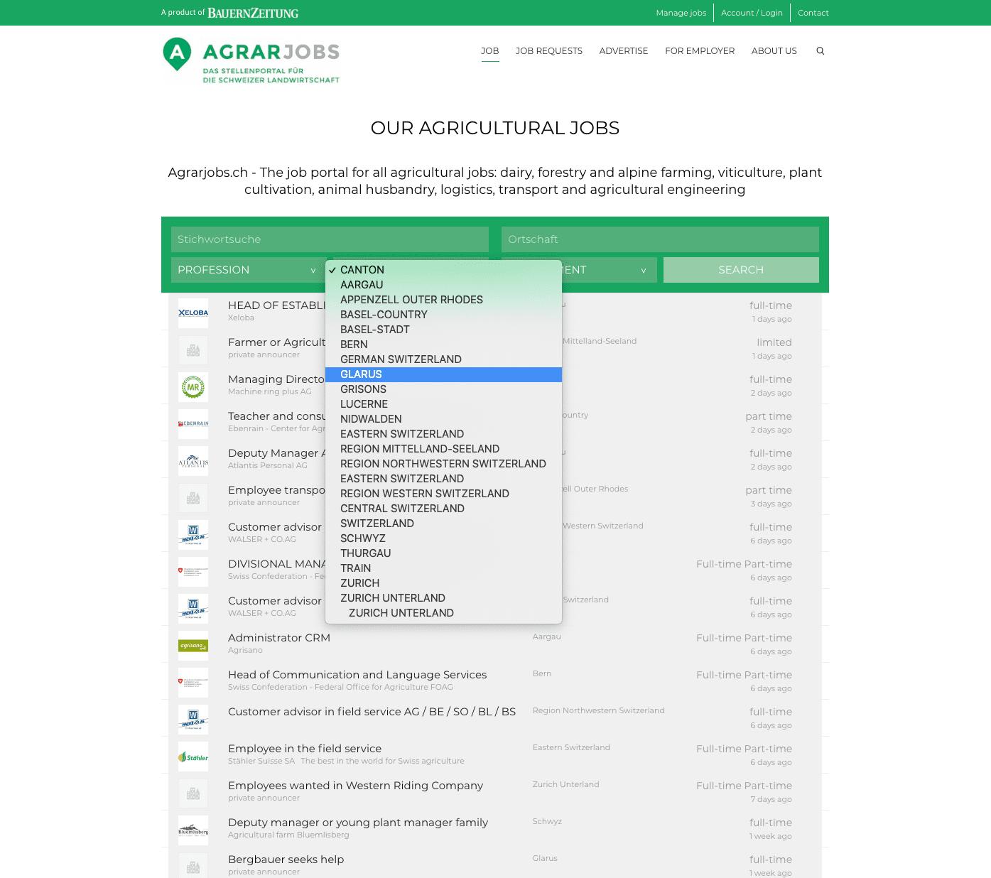 agrarjobs-job-search