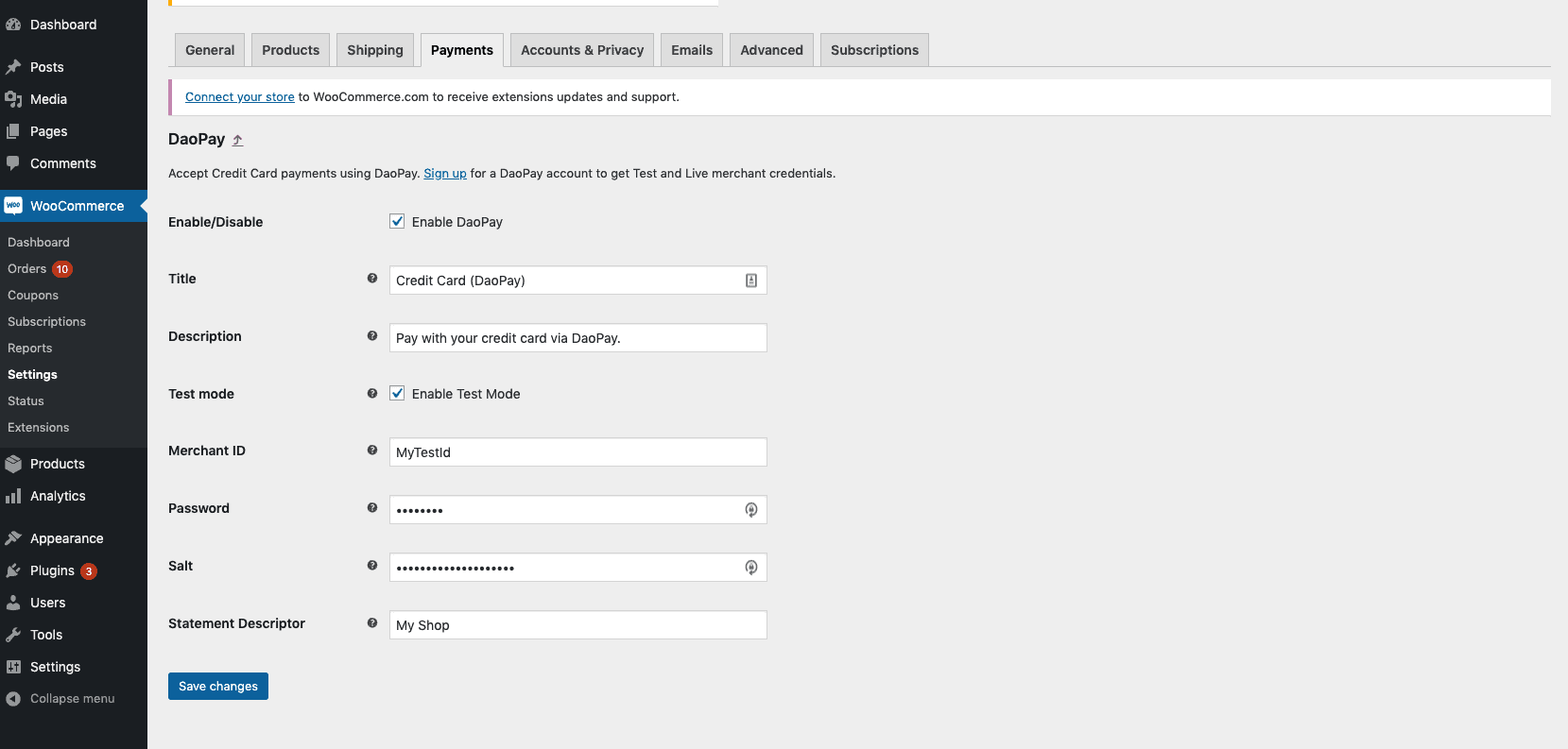daopay-plugin-payments-settings